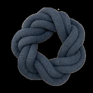 Swirl Knot Pillow