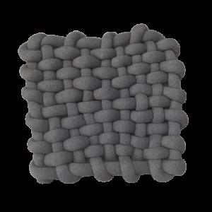 Plush Woven Floor Mat